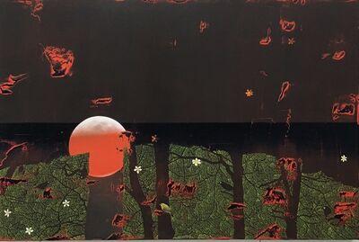 Fu Tso Hsin, 'The Red Sun', 2016