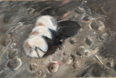 Pietro Geranzani, 'Strange Objects on the Moon', 2019