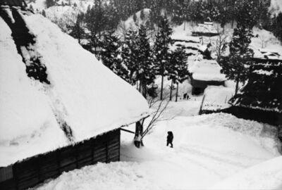 Kiichi Asano, 'Matsunoyama', January 1957