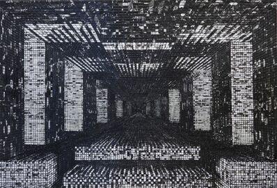 Monika Bulanda, 'Simetrik Varlıklar / Simetric Beings', 2014