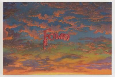Wayne White, 'FOMO', 2019