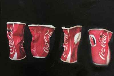 Vincent Edmond Louis, 'Crushed Coke', 2015