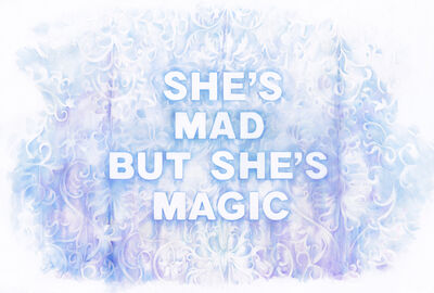 Amanda Manitach, 'She's Mad But She's Magic', 2019