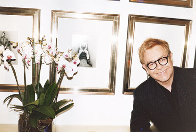 Juergen Teller, 'Elton John, The Boxer, London', 2008