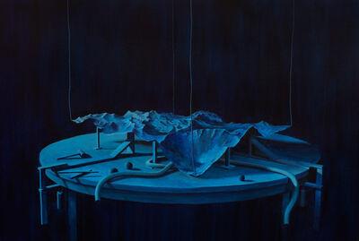 Levi van Veluw, 'Relief on wires', 2020
