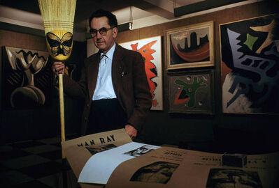 Slim Aarons, 'Man Ray's Studio', 1956
