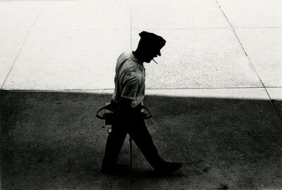 Ray K. Metzker, '63 DP-28, Philadelphia', 1963