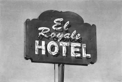 Eric Nash, 'El Royale Hotel', 2021