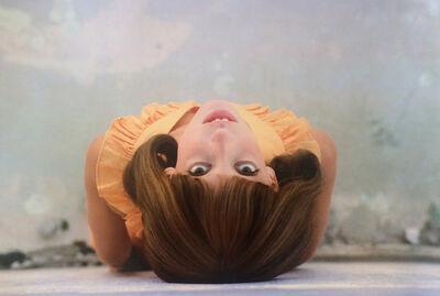 Carinthia West, 'Shelly Duvall, Set of 'Three Women', Blue, Palm Springs, California', 1977