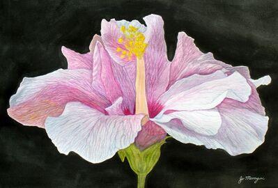 Josie Mengai, 'Pink Hibiscus ll', 2019