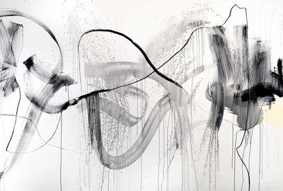 Vicky Barranguet, 'Yards of Love II A (gray)', 2020