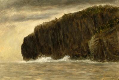 John Steuart Curry, 'Otter Cliff, Mount Desert Island, Maine', 1944