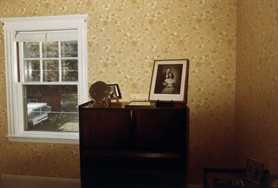 Nan Goldin, 'The Parents' Wedding Photo, Swampscott, Massachusetts', 1985