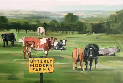 Ben Steele, 'Utterly Modern Farms', 2016