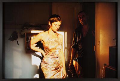 Nan Goldin, 'Valérie in the light, Bruno in the dark, Paris', 2001
