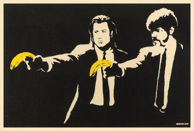 Banksy, 'Pulp Fiction'