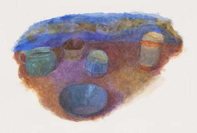 Joseph Ablow, 'Quartet with Blue Bowl'