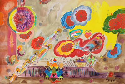 Hussein Salim, 'Phoenix People  13', 2019