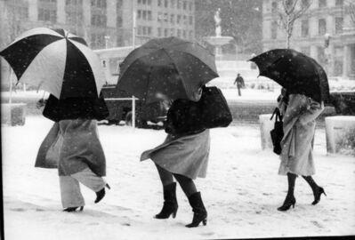 Bill Cunningham, 'Untitled, New York City', 1981