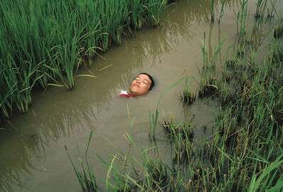Pipo Nguyen-duy, 'Boy in Water', 2013
