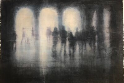 Susan Hope Fogel, 'Central Park Silhouettes', 2017