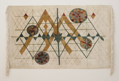 Monir Farmanfarmaian, 'Untitled Carpet', 2012