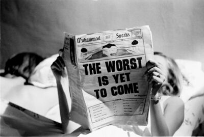 Steve Schapiro, 'The Worst is yet to Come', 1965