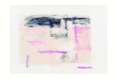 Rebeca Mendoza, 'Serie Cortazar, Monoprint G', 2015
