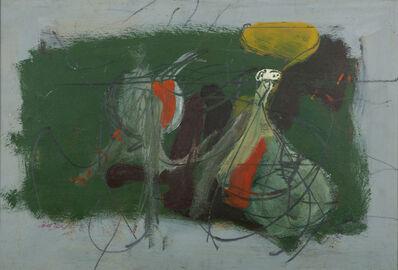 Henry Botkin, 'Dominant Green', 1959