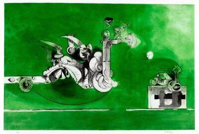 Graham Sutherland, 'Orpheus', 1979