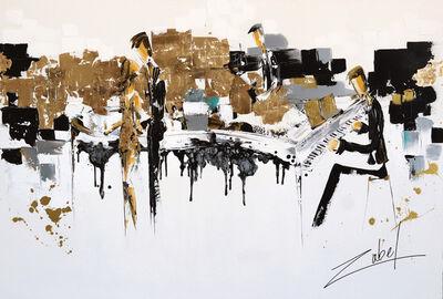 Zabel, 'Gold and Black Music', 2019
