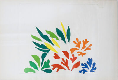 Henri Matisse, 'Acanthes (Acanthus)', 1958