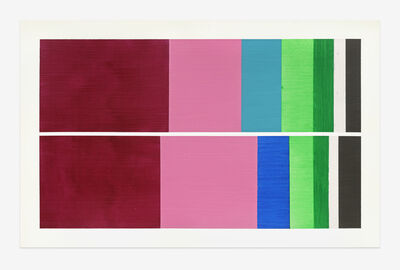 Ronald de Bloeme, 'Kurzstrecke 08', 2017
