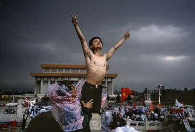 Stuart Franklin, 'Tiananmen Square. Beijing, China. ', 1989