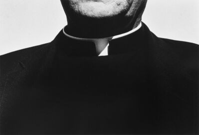 Ralph Gibson, 'Untitled (Priest, Quandrants)', 1975