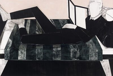 Iris Schomaker, 'Reading', 2016
