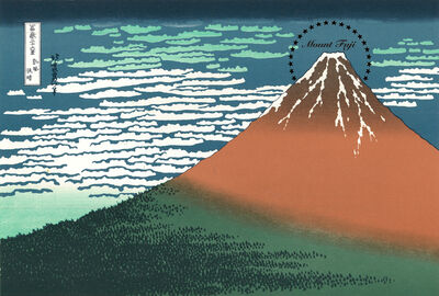 Takuro Tamura, 'Para Mount Fuji-5', 2019