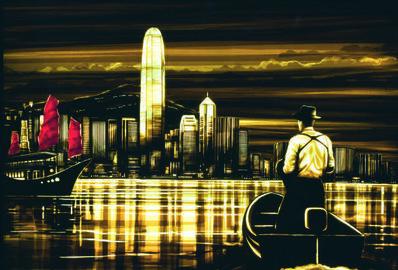Max Zorn, 'Hong Kong'