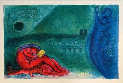Marc Chagall, 'Quai de la Tournelle', 1963