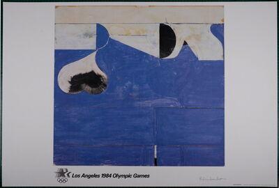 Richard Diebenkorn, 'Los Angeles Olympic 1984  ', 1984