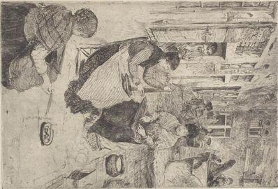 Otto Henry Bacher, 'Perleria', 1882