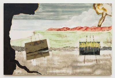 Mamma Andersson, 'Piktur/ Handwriting', 2002