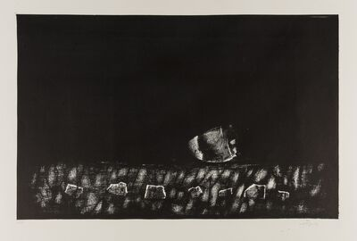 Antoni Tàpies, 'Untitled (Galfetti 20)', 1959