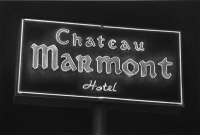 Eric Nash, 'Chateau Marmont', 2020