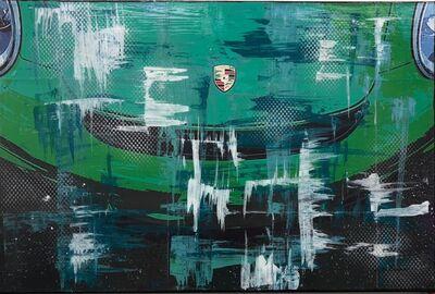 Karen Barrow, 'Viper Green GTS RS (Porshe)', 2016