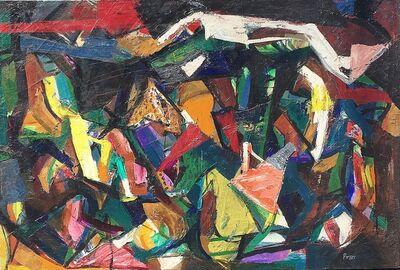 Josef Presser, 'Untitled', ca. 1955