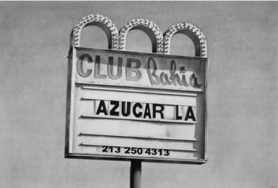 Eric Nash, 'AZUCAR LA', 2020