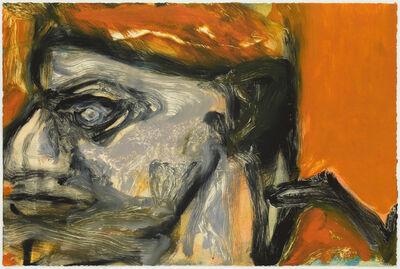 Hughie O'Donoghue, 'Rioba Blockhead X', 2011