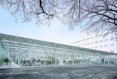 Junya Ishigami, 'Kanagawa Institute of Technology Workshop, Kanagawa, Japan', 2005-2008