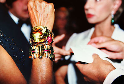 Jessica Craig-Martin, 'Fisted (Ralph Lauren 40th Anniversary Party, New York City)', 2011